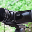 High definition camcorder — 图库照片 #4286357