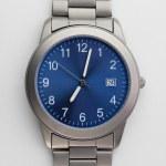 Titanium watch — Stock Photo #4286424