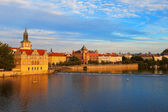 Evening Prague — Stock Photo