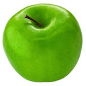 Fresh Granny Smith apple — Stock Photo