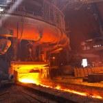 Blast furnace — Stock Photo