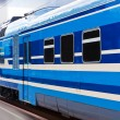 High speed train — Stock Photo #4358186