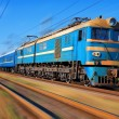 High speed passenger train — Stock Photo #4358307