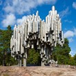 Sibelius monument in Helsinki, Finland — Stock Photo #4358318