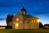 New Valaam Monastery — Stock Photo