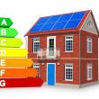 conceito de energia alternativa — Foto Stock