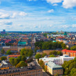 Aerial panorama of Stockholm, Sweden — Stockfoto