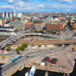 Panorama of Stockholm, Sweden — Stock Photo #4385273