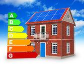 Alternative energy concept — Stock Photo