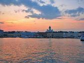 Evening Helsinki — Stock Photo