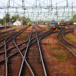 Stockfoto: Big railway station