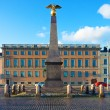 Market Square in Helsinki, Finland — Stock Photo #4424971
