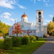 Stock Photo: New Valaam monastery in Finland
