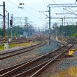 Stockfoto: Railroad communication