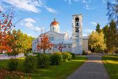 New Valaam monastery in Finland — Stock Photo