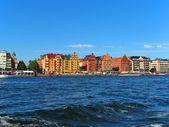 Stockholm cityscape — Stock Photo