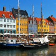 Copenhagen, Nyhavn — Stock Photo #4446683