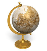 Vintage globe — Stock Photo