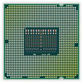 Processor back side — Stock Vector