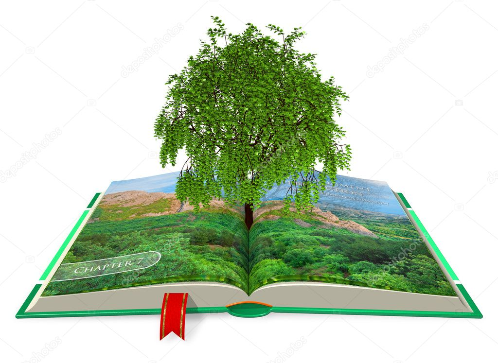 Ecological concept — Stock Photo #4565035