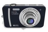 Compact digital camera — Stock Photo