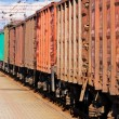 Freight train — Stock Photo #5086480