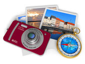 Travel and tourism concept — Foto Stock