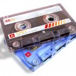 Audio cassettes — Stock Photo #5244503