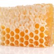 Stock Photo: Yellow honey