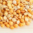 Split peas — Stock Photo