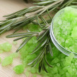 Bath salt — Stock Photo #4944177