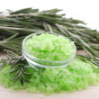 Bath salt — Stock Photo #4944198