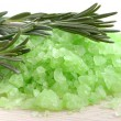 Bath salt — Stock Photo #4944253