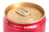 Can of beer — Stock Photo
