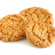 Oat cookies - Stock Photo