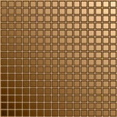 Kahverengi renkli mozaik — Stok fotoğraf