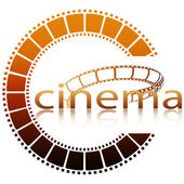 Cinema ring — Stock Vector