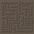 Bank finance - Stock Photo