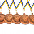Medals — Stock Photo #4137316