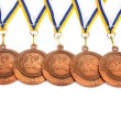 Stock Photo: Medals