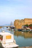 Kyrenia bay — Stock Photo