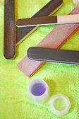 Manicure tools — Stock Photo