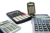 Calculators — Stock Photo