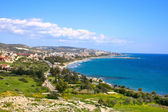 Cyprus landscape — Stock Photo