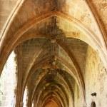 Bellapais Manastırı — Stok fotoğraf