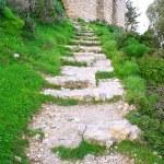 Kantara castle — Stock Photo #4668706
