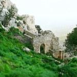 Kantara castle — Stock Photo #4672679