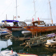 Kyrenia old port - Foto de Stock  