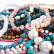 Stock Photo: Bracelets and necklaces