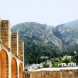Bellapais abbey — Stockfoto